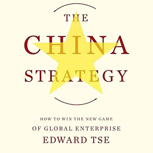 The China Strategy audiobook cover art