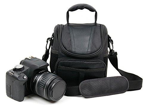 DURAGADGET Bolso para la cámara fotográfica Panasonic Lumix DMC-FT6 | DMC-G7 |...