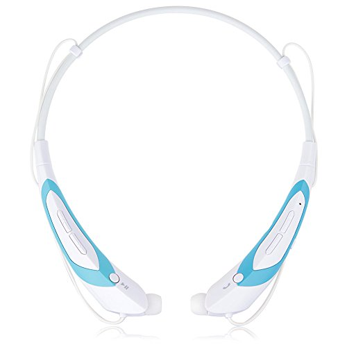 Bluetooth Wireless Stereo Headset Band Music Microphone Surround Sound Noise Cancelling Over Ear...
