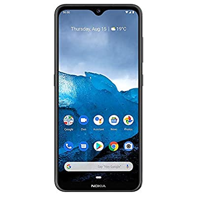 Nokia 6.2 - Android 9.0 Pie - 64 GB - Triple Camera - Unlocked Smartphone