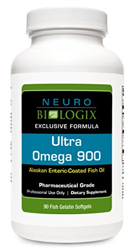 Neurobiologix - Ultra Omega 900 (90 Fish Gelatin Softgels)