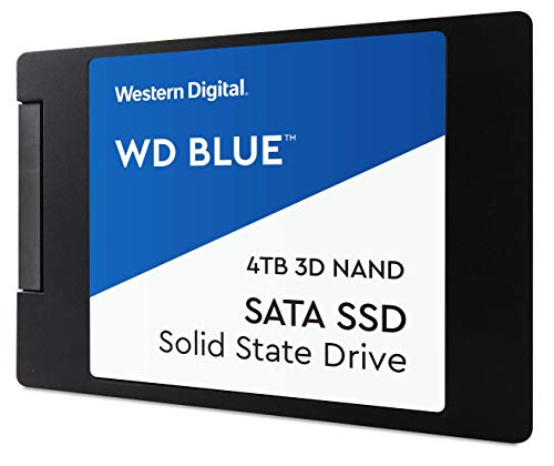 "WD Blue SSD interne 2.5"" (4To)"