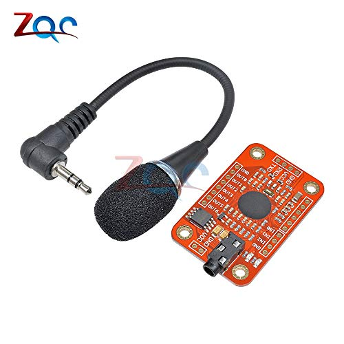 Speed ​​Recognition, Voice Recognition Module V3, compatibile per Arduino