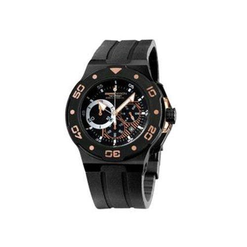 MOMO Design MOM-5740 - Reloj de pulsera hombre, silicona, color negro