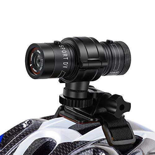 Elikliv Action Camera, Helmet Sports Video DV Camcorder, 4K HD Full HD...