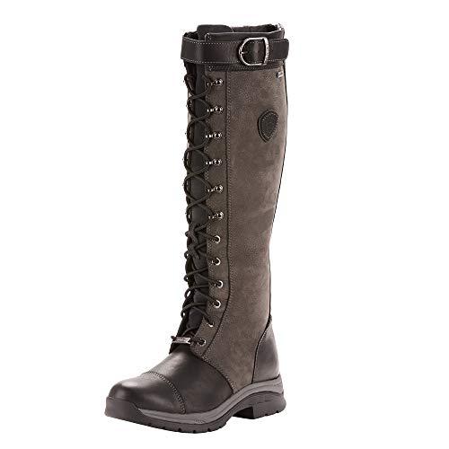 Ariat Women's Berwick Gtxâ Insulated Western Boot, Black, 7.5 B US