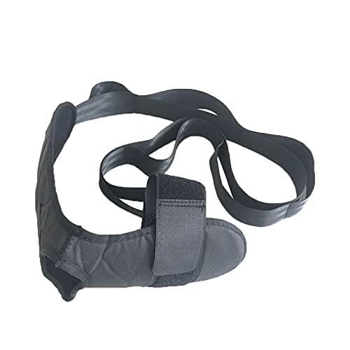 YHYMY Ligamento de Yoga Cinturón de Estiramiento de la Correa de la Correa de rehabilitación del pie Plantar Fasciitis Pierna Capacitación del pie Tobillo de la Punta de la Orilla de corrección