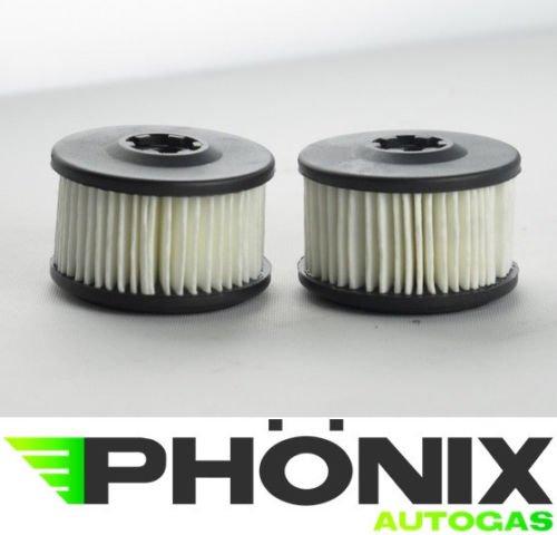 Phönix Autogas Filter Valtek Abschaltventil Einsatz Flüssigphase Gasfilter für LPG KME Stag etc. (4,95 Euro/Stück)