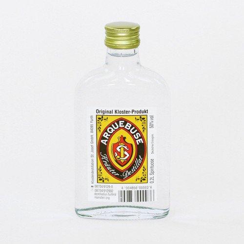Arquebuse - reines Kräuterdestillat - für äußere und innere Anwendung - 0,2l - Das ideale kleine Geschenk