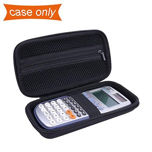 Valigia Scatola Borsa Custodia per CASIO FX-991EX/FX-991ES PLUS/FX-570 ES PLUS calcolatrice Scientifica di Aenllosi