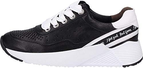 Paul Green 4761 Damen Sneakers Schwarz, EU 39