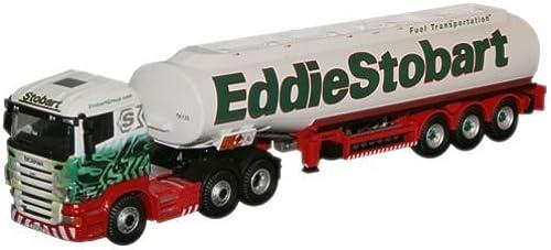 STOBART Eddie Scania Highline Tanker by STOBART