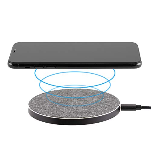 Philips Fabric Wireless Charger, Qi-Certified for iPhone...