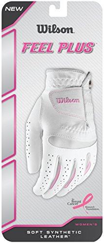 Wilson  WGJA00770S Femme Gant de Golf, Taille S, Main...