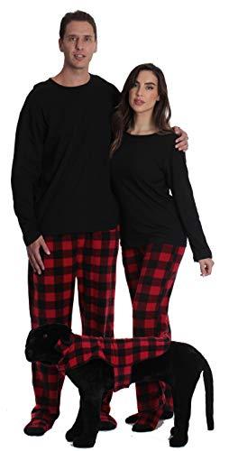 #followme Family Pajamas Microfleece Womens Pajama...
