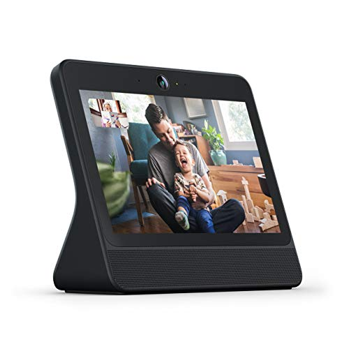Portal from Facebook [Gen 1]. Smart, Hands-Free Video Calling with Alexa Built-in