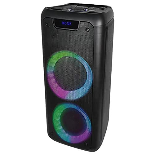 Denver BPS-455 Bluetooth-Lautsprecher,...