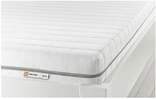 IKEA MALFORS フォームマットレス 90×200cm かため ホワイト