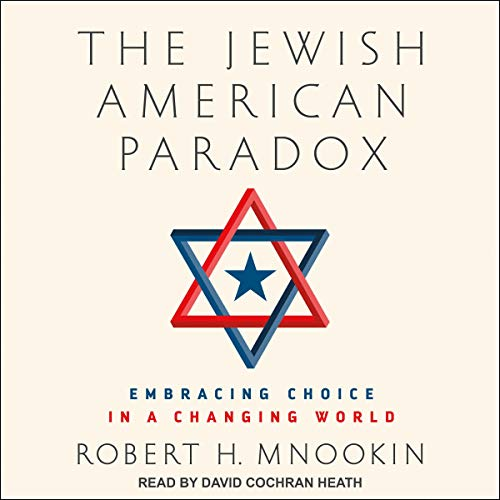The Jewish American Paradox Titelbild