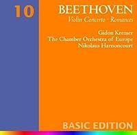 Violin Concerto Romances Nos.1