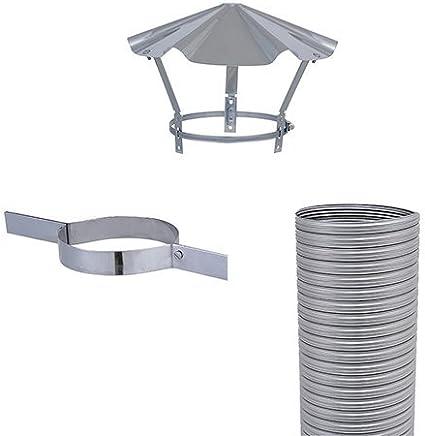 Flex silicone tuyau ID 80mm bleu *** LADELUFT tuyau 0-20 ° Angle Connecteur LLK