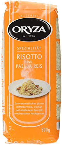Oryza Risotto & Paella-Reis, lose (1 x 500 g Packung)