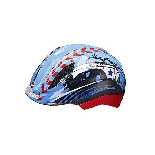 KED Meggy Trend Helm Kinder Police Kopfumfang M | 52-58cm 2020 Fahrradhelm