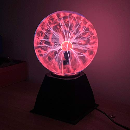 Novedad Magic Crystal Plasma Ball Touch Lamp