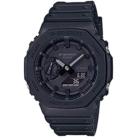 CASIO (カシオ) 腕時計 G-SHOCK(Gショック)GA-2100-1A1メンズ海外モデル [並行輸入品]