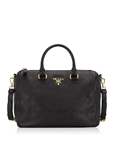 Prada Donne 1bb023 Vitello Phenix Medium