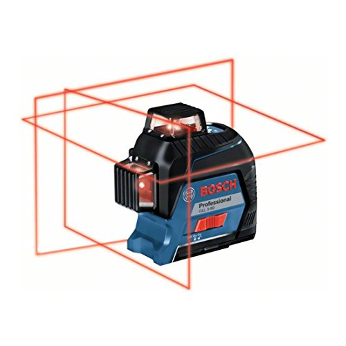 BOSCH 06159940KD línea Laser GLL 3–80