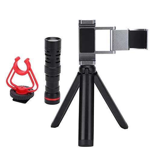 Socobeta Accesorio para grabación de Video Equipo de micró