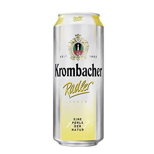 Krombacher Radler Erfrischend spritzig...