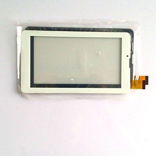 Negro Color EUTOPING  De Nuevo 7 Pulgadas Pantalla tactil Digital La sustitución de para 7.0' Wolder miTab Connect 7 3G