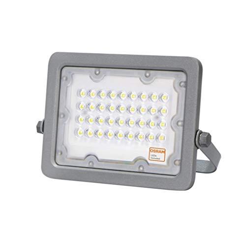 COUSON Projecteur LED 200 W extérieur Osram Chips lumière blanche froide 6000 K IP65 imperméable