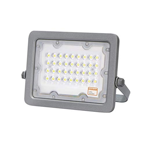 COUSON Foco Proyector LED 50W Exterior OSRAM Chips Luz Neutra...