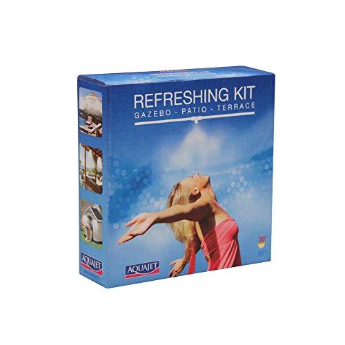 Colortap Nebulizzazione-Refreshing Kit Basic Sistema, Grigio, 17x5x17 cm