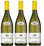 Masson Dubois Vin de France Bourgogne Petit Chablis - Lot de 3