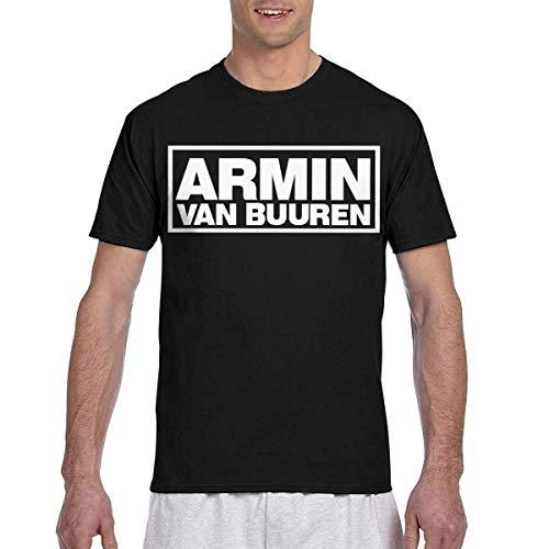 Armin Van Buuren Shirt Mens Short Sleeve T Shirt 3D Printed Graphic Round Neck tee