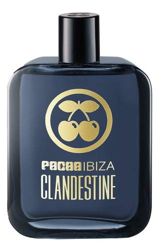 Clandestine For Men Pacha Ibiza - Perfume Masculino - Eau De Toilette 100ml