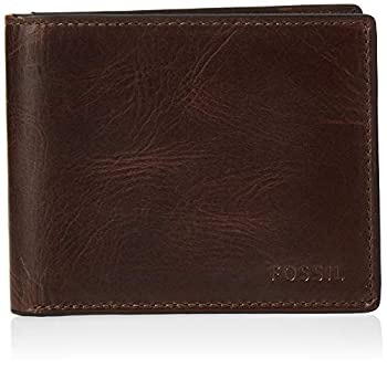 Men's RFID Flip ID Bifold Wallet: photo