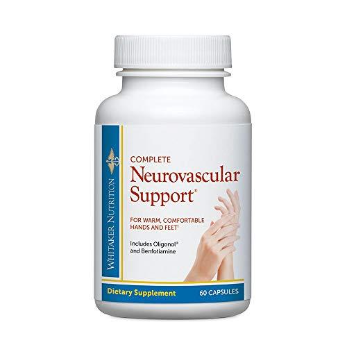 Dr. Whitaker's Complete Neuro-Vascular Support Supplement for Nerve...