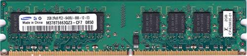 Samsung -   2GB DDR2-800