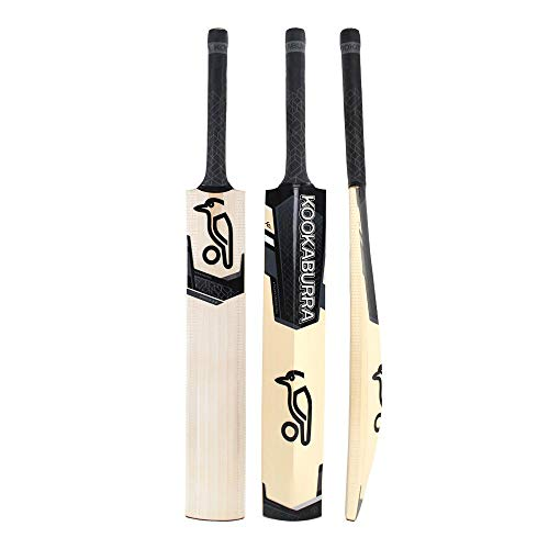KOOKABURRA 2025 Cricket BAT Shadow 9.0 (ENG.Willow) Kricket-Schläger, Bklack, Harrow