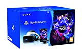 Sony PlayStation VR + PS4 Camera v2 + VR Worlds (Voucher Code) [PS4]