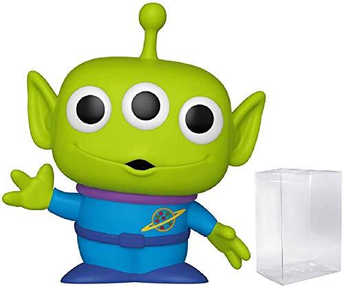 Disney Pixar: Toy Story 4 - Alien Funko Pop! Vinyl Figure (Includes Compatible Pop Box Protector Case)