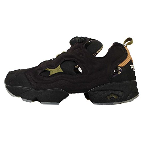 Reebok Instapump Fury OG Syn - Zapatillas deportivas para correr para hombre, color Negro, talla 38 2/3 EU