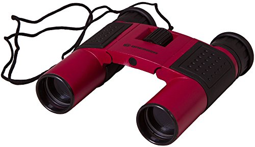 Bresser National Geographic - Bresser Topas 10x25 Red Binoculars