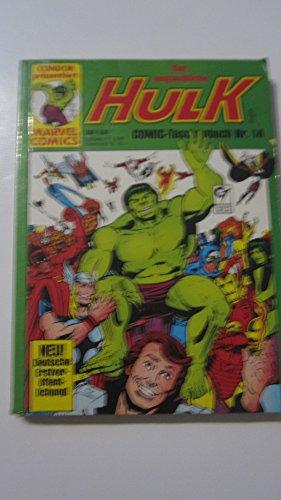 Der unglaubliche Hulk. COMIC-Taschenbuch Nr. 14.