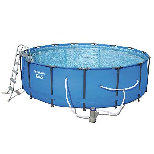 Bestway 197033 Steel Pro Pool, Blue